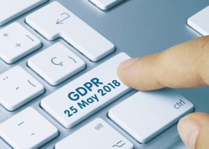 "GDPR deadline 25 May 2018 | ""undo"" button"